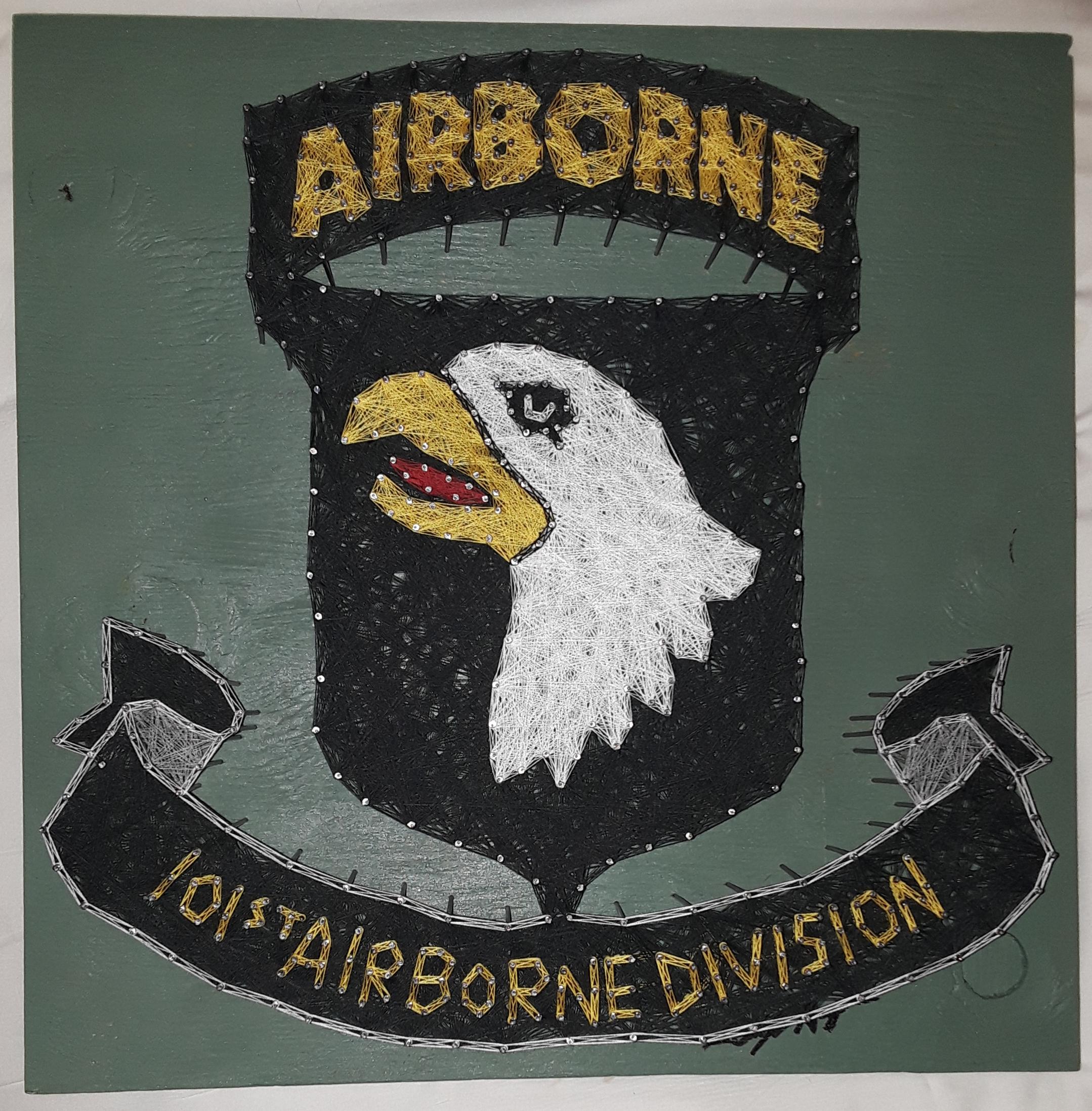 16x16 Airborne Army