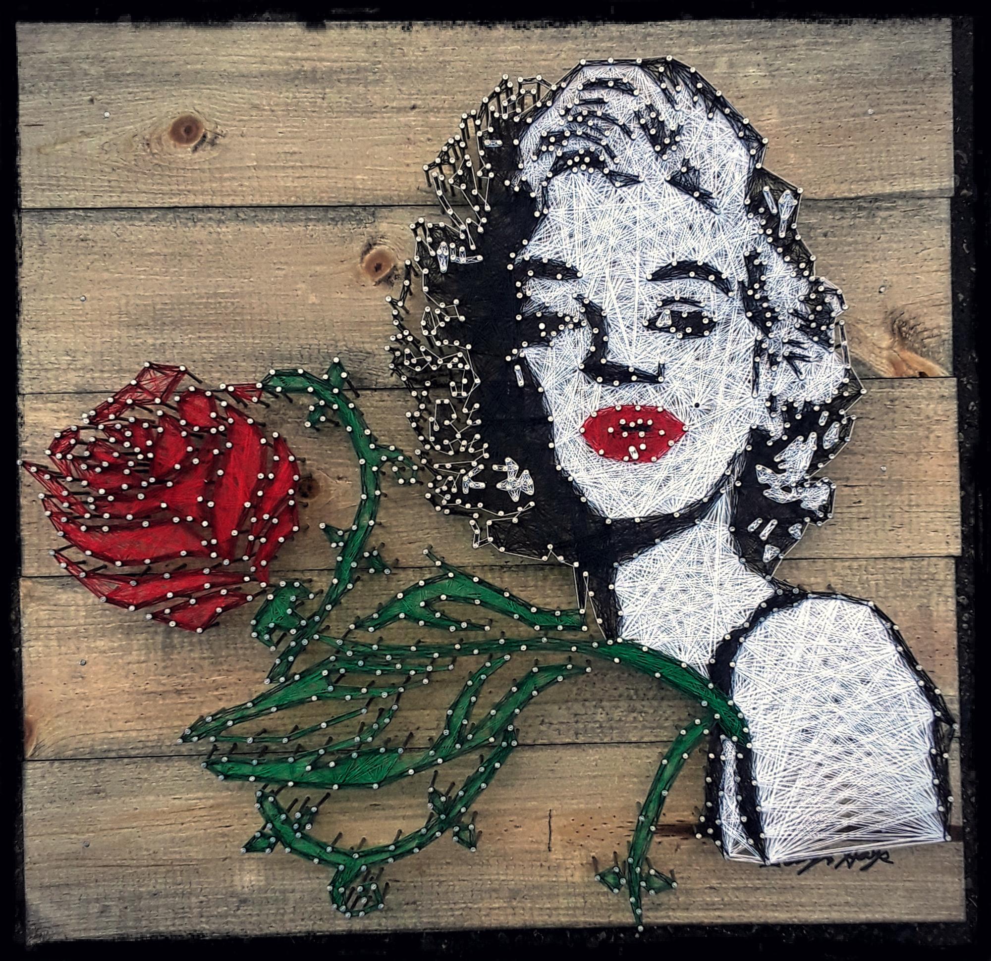 17x19 Marilyn Monroe