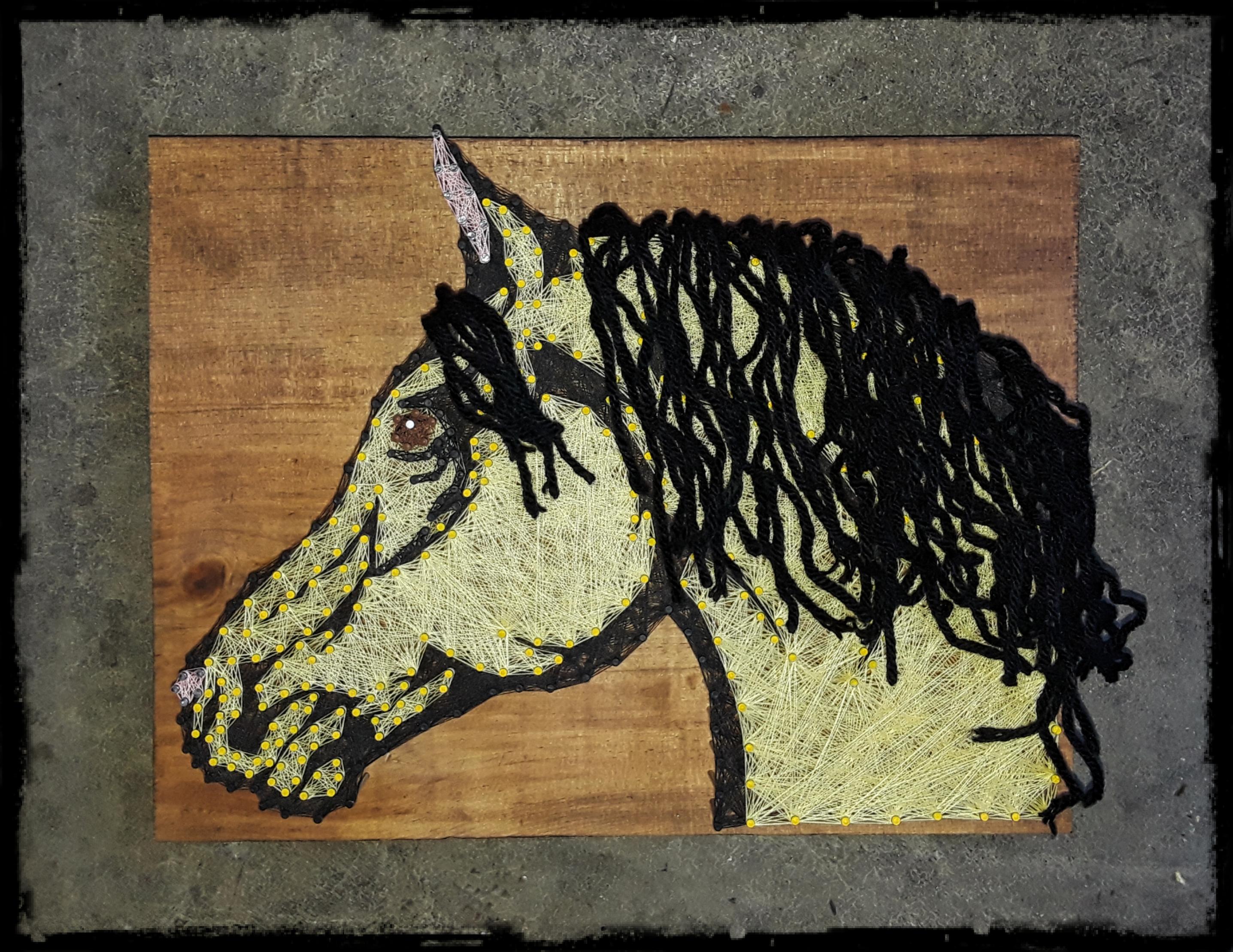 10x12 Horse
