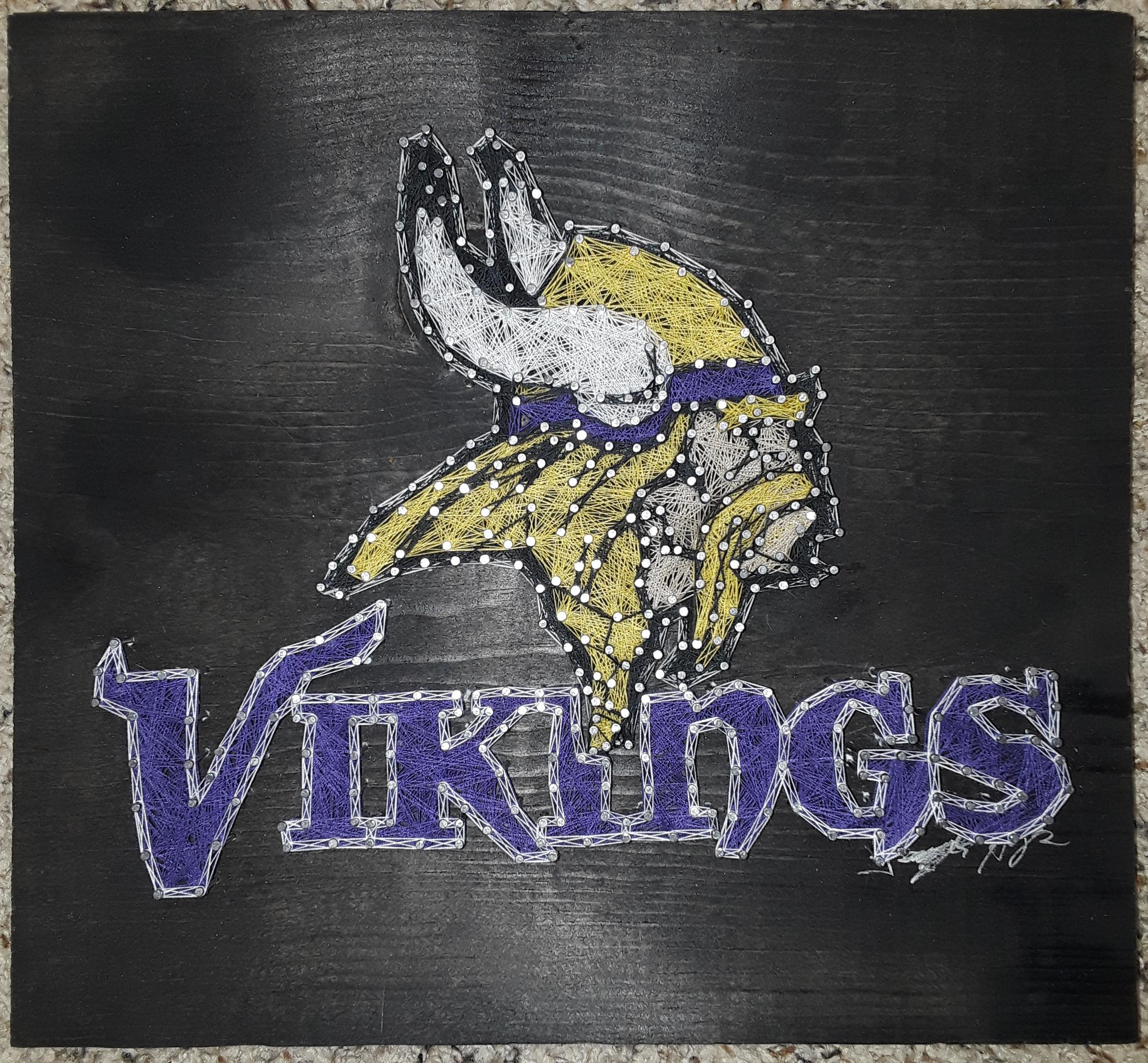12x12 Vikings