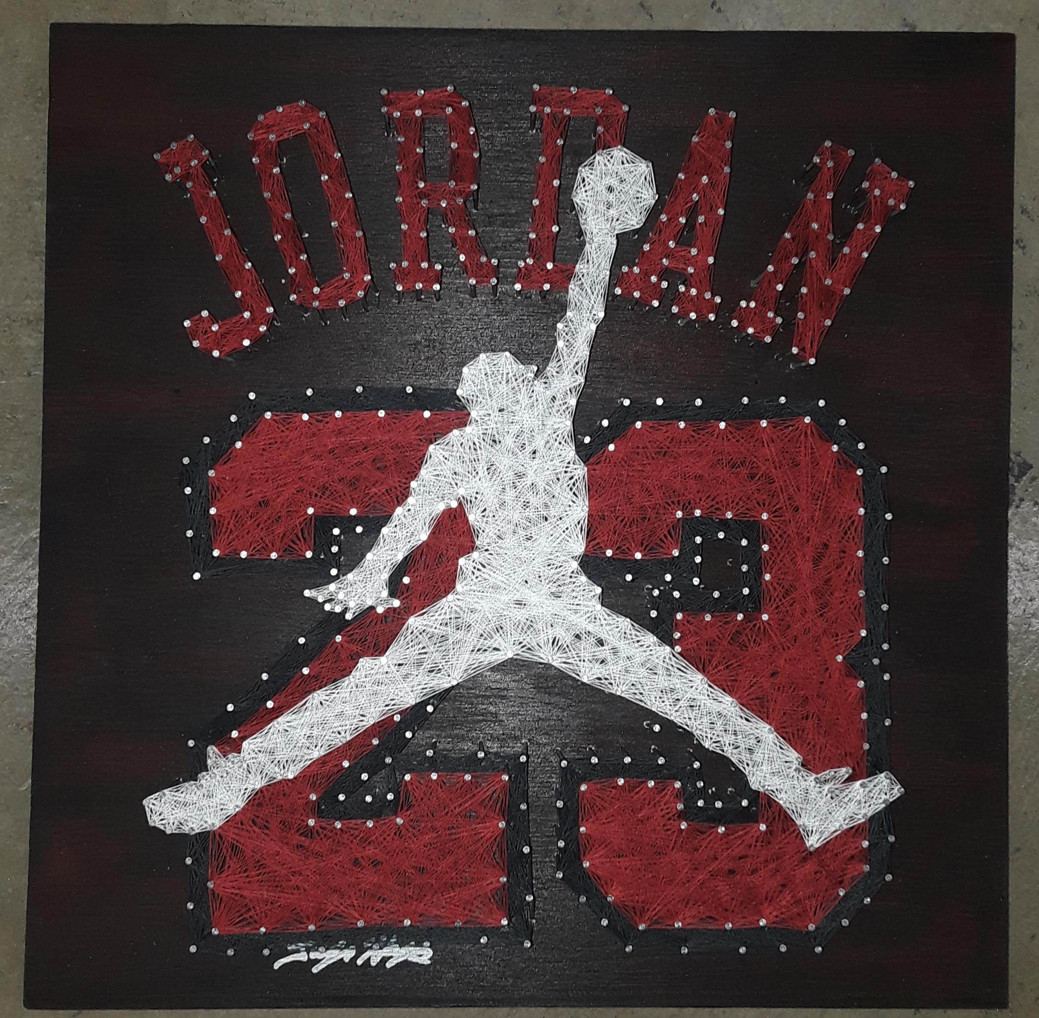 16x16 Michael Jordan