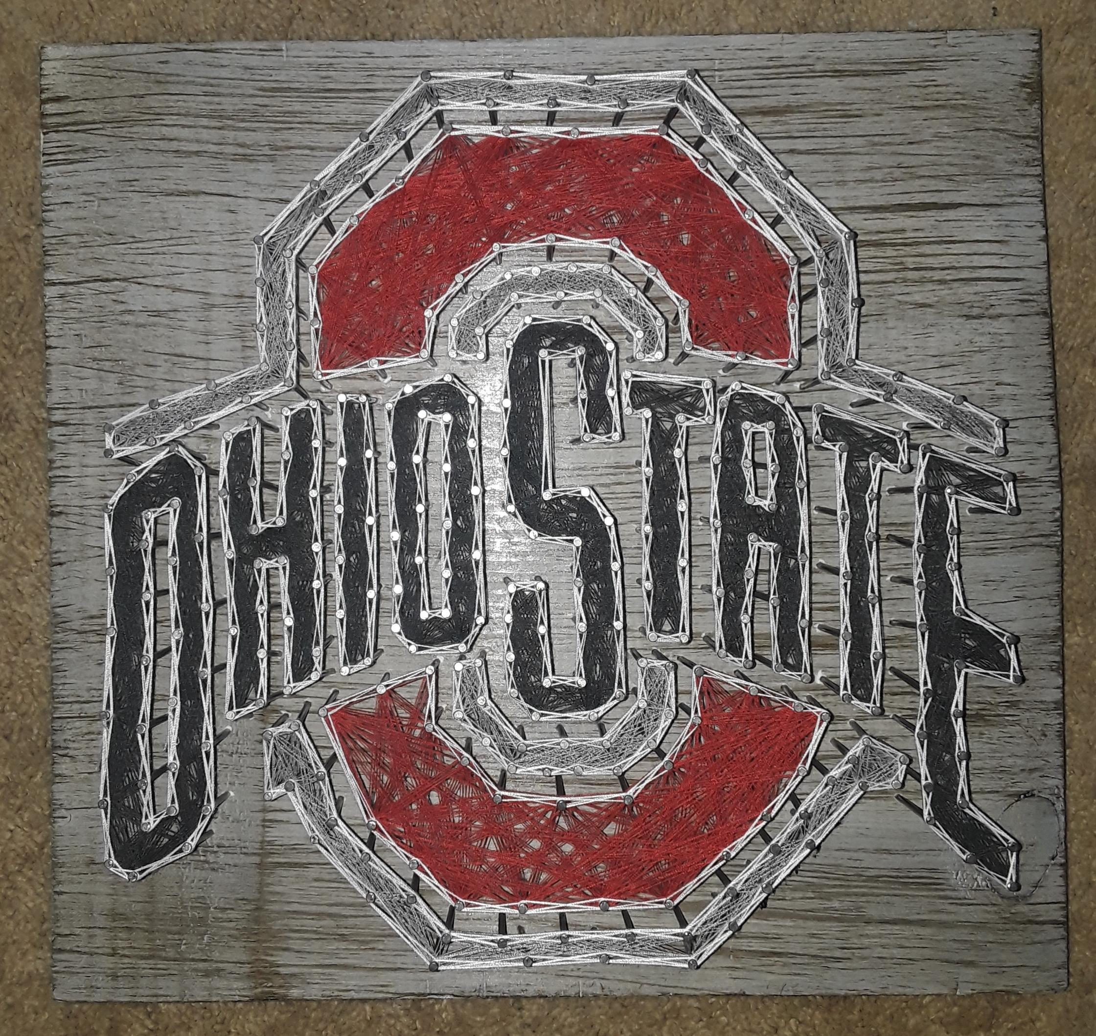 12x12 Ohio State