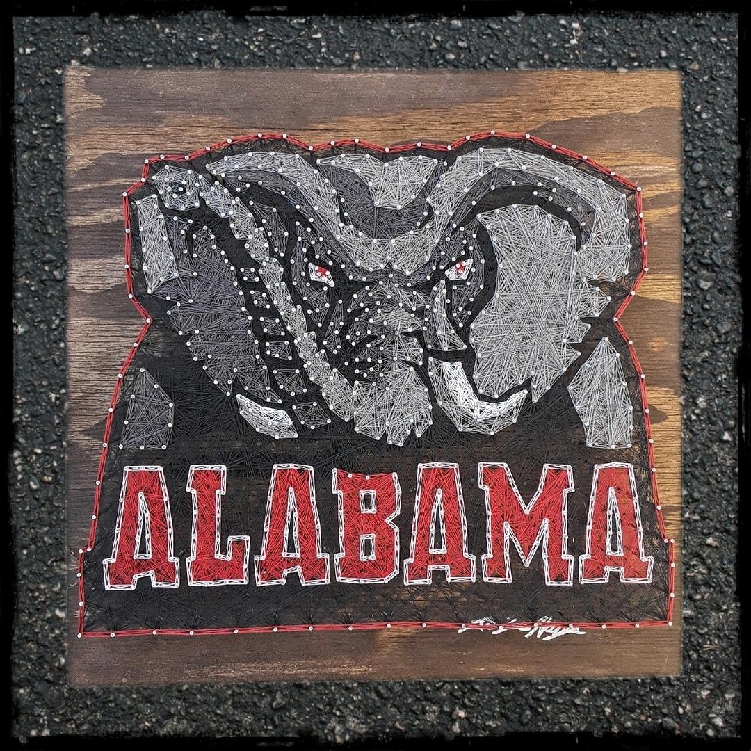 16x16 Alabama