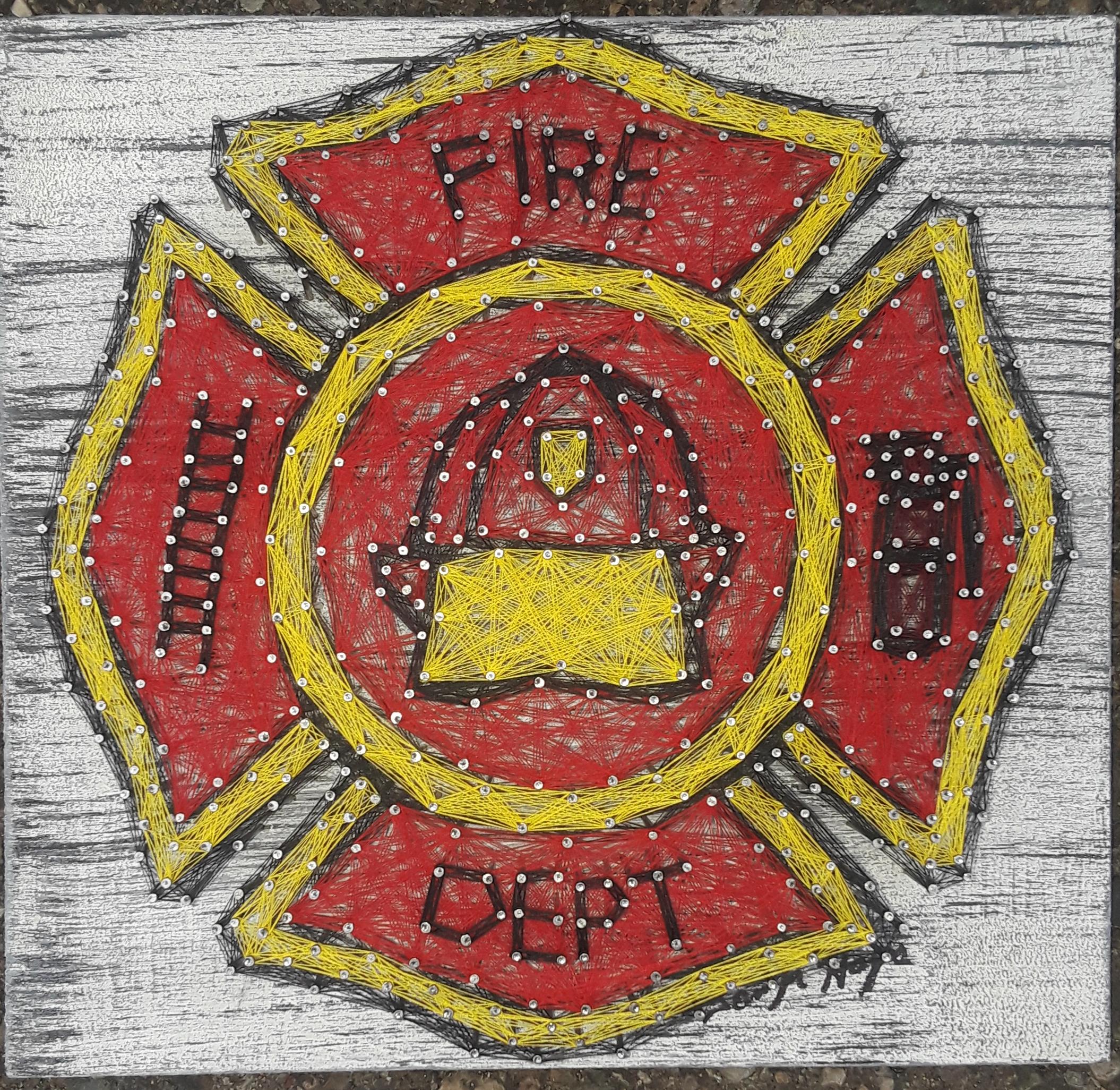 12x12 Firefighter