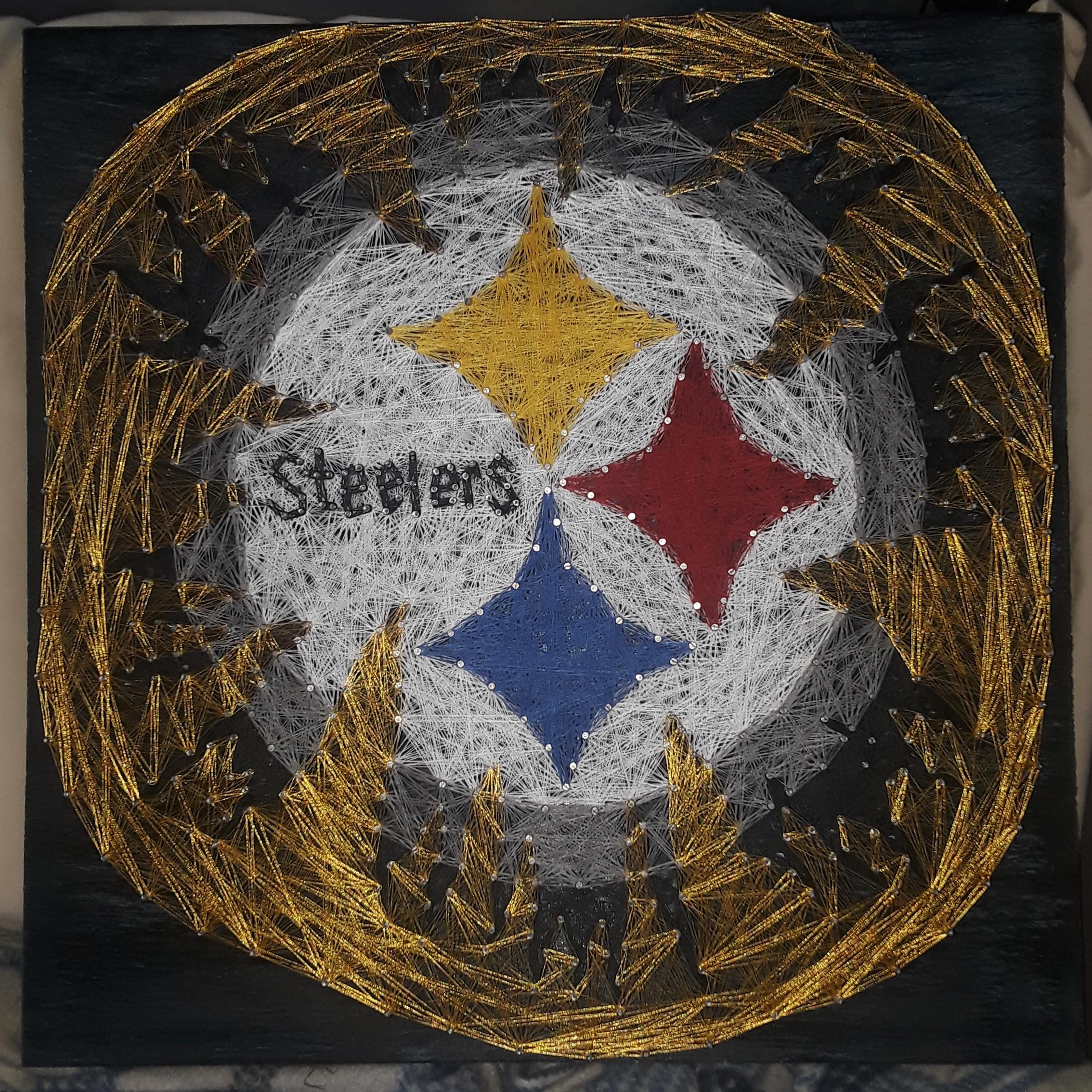 16x16 Steelers