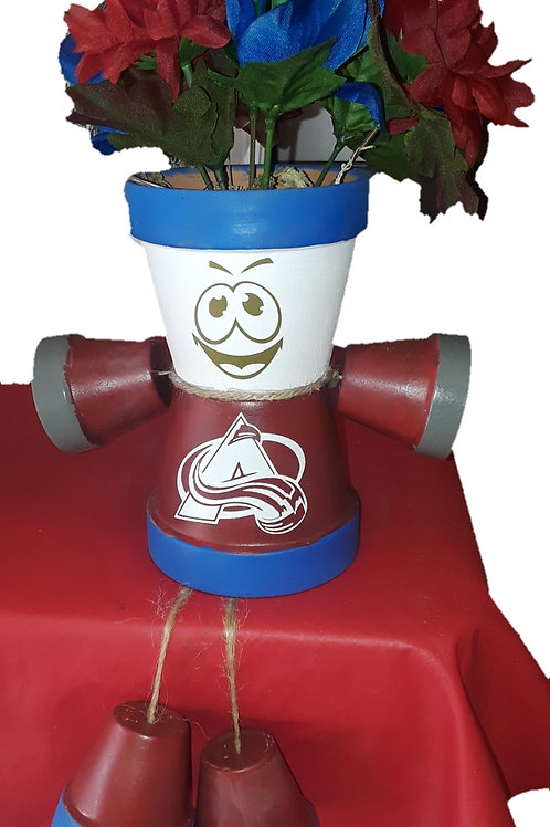 Avalanche Pot People