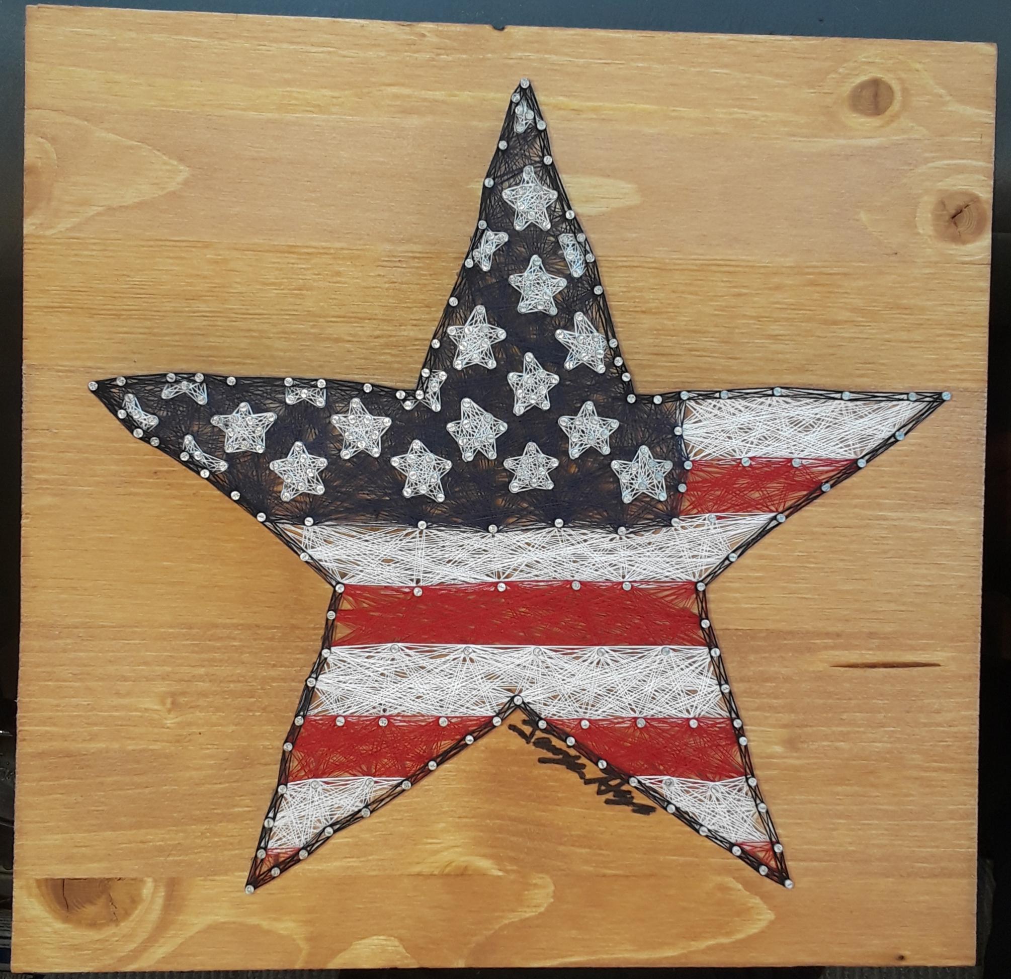 12x12 America Star