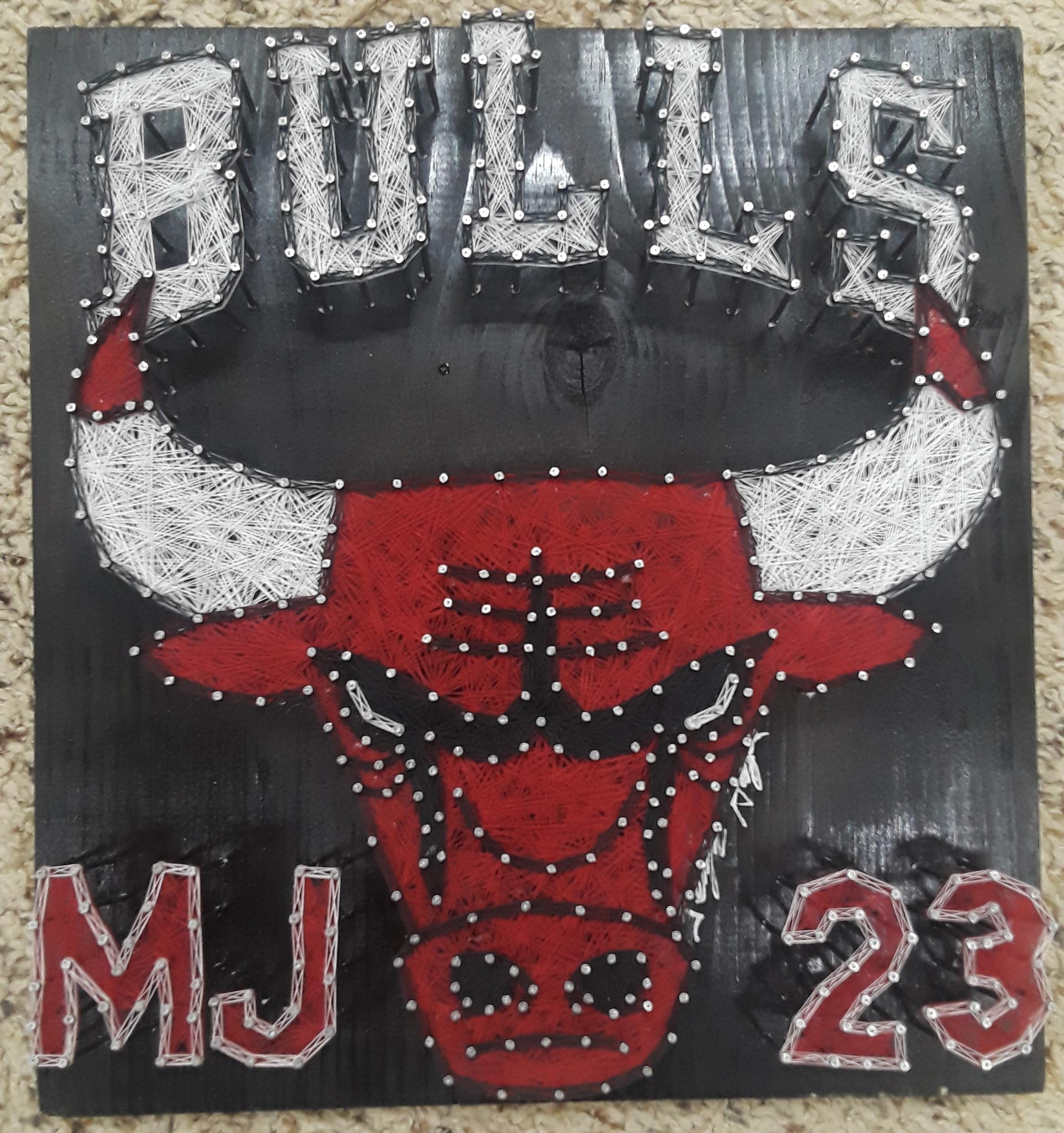 12x12 Bulls