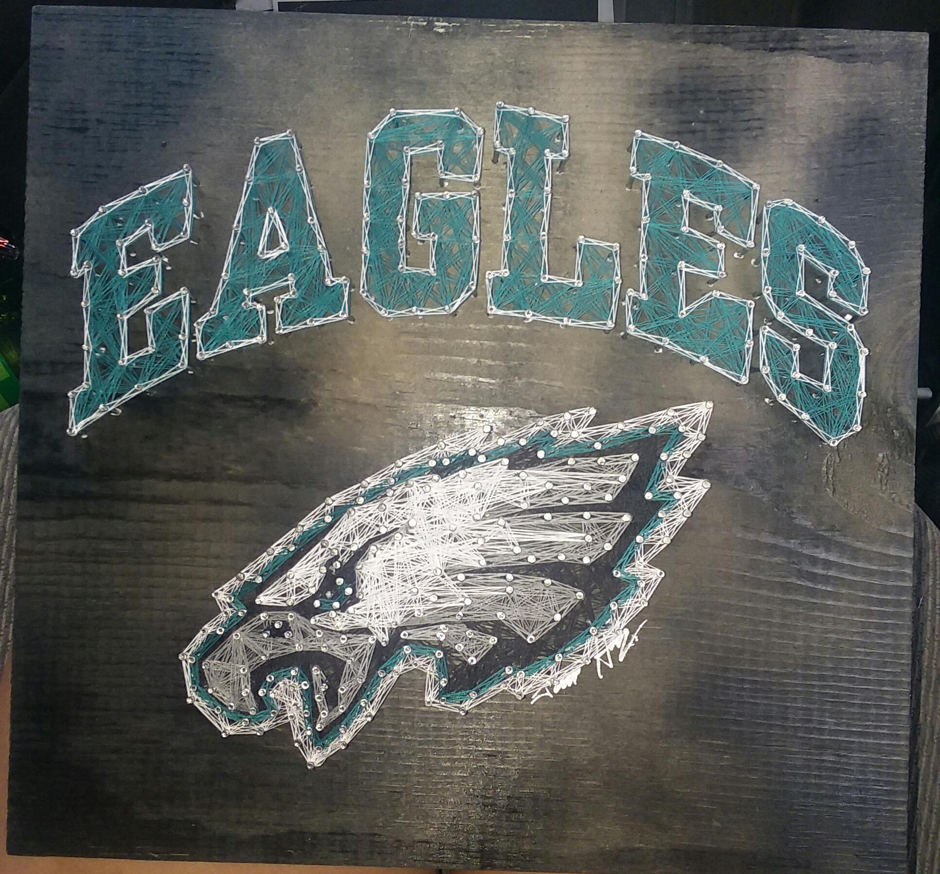 12x12 Eagles