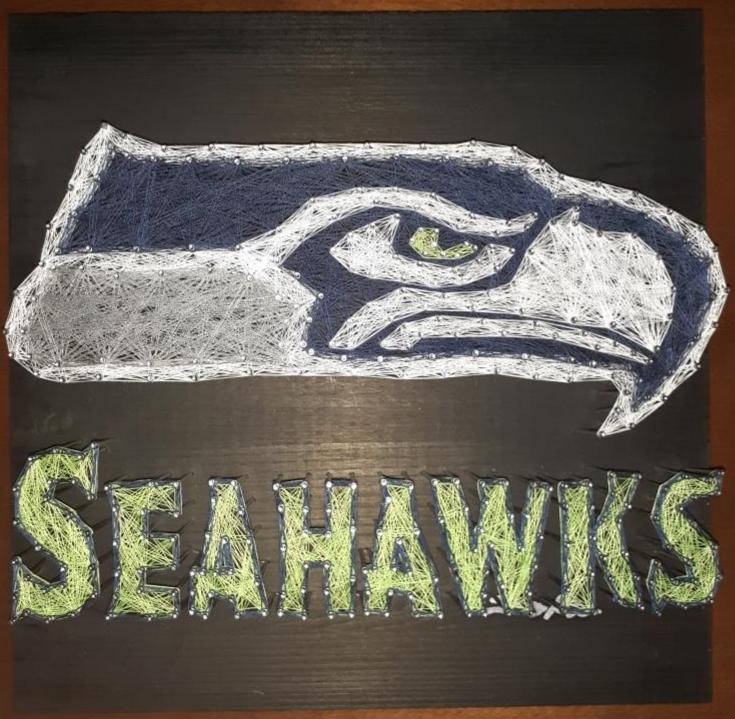 12x12 Seahawks