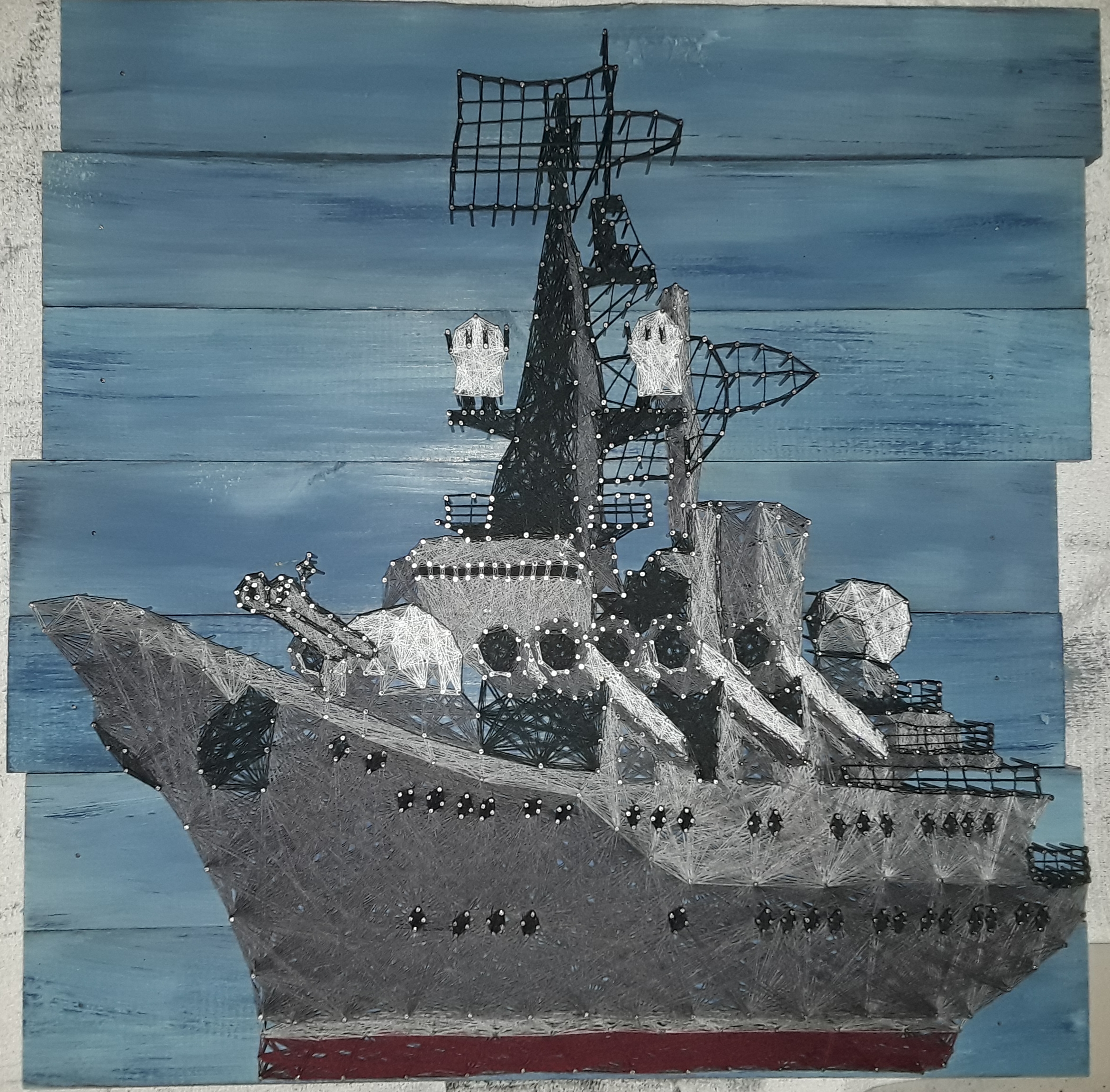 25x24 Battleship