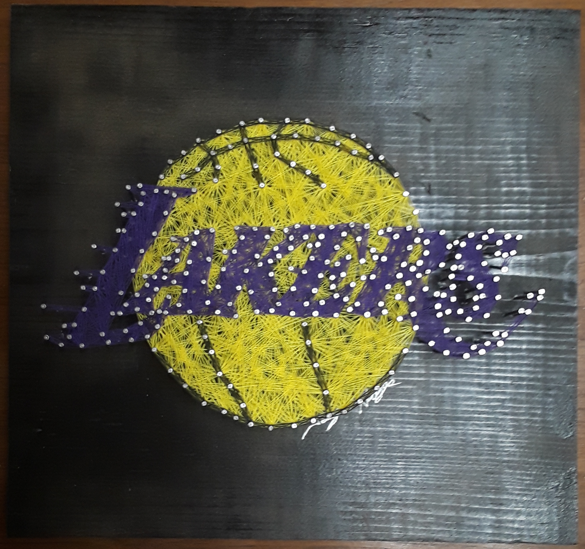 12x12 Lakers