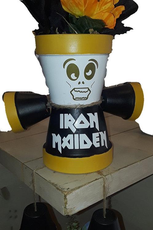Iron Maiden Pot People
