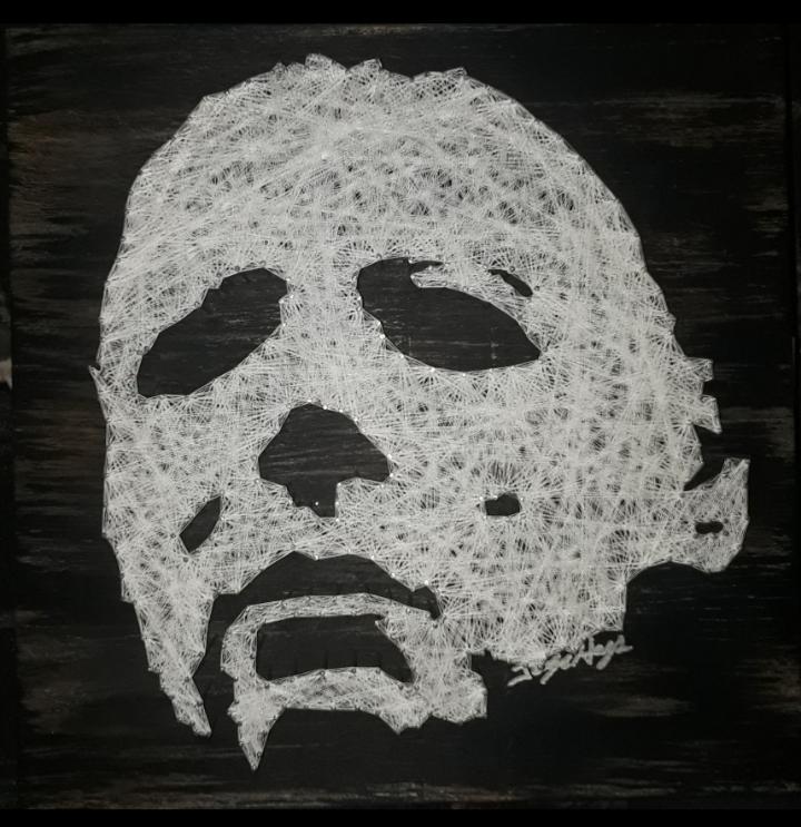 16x16 Michael Myers