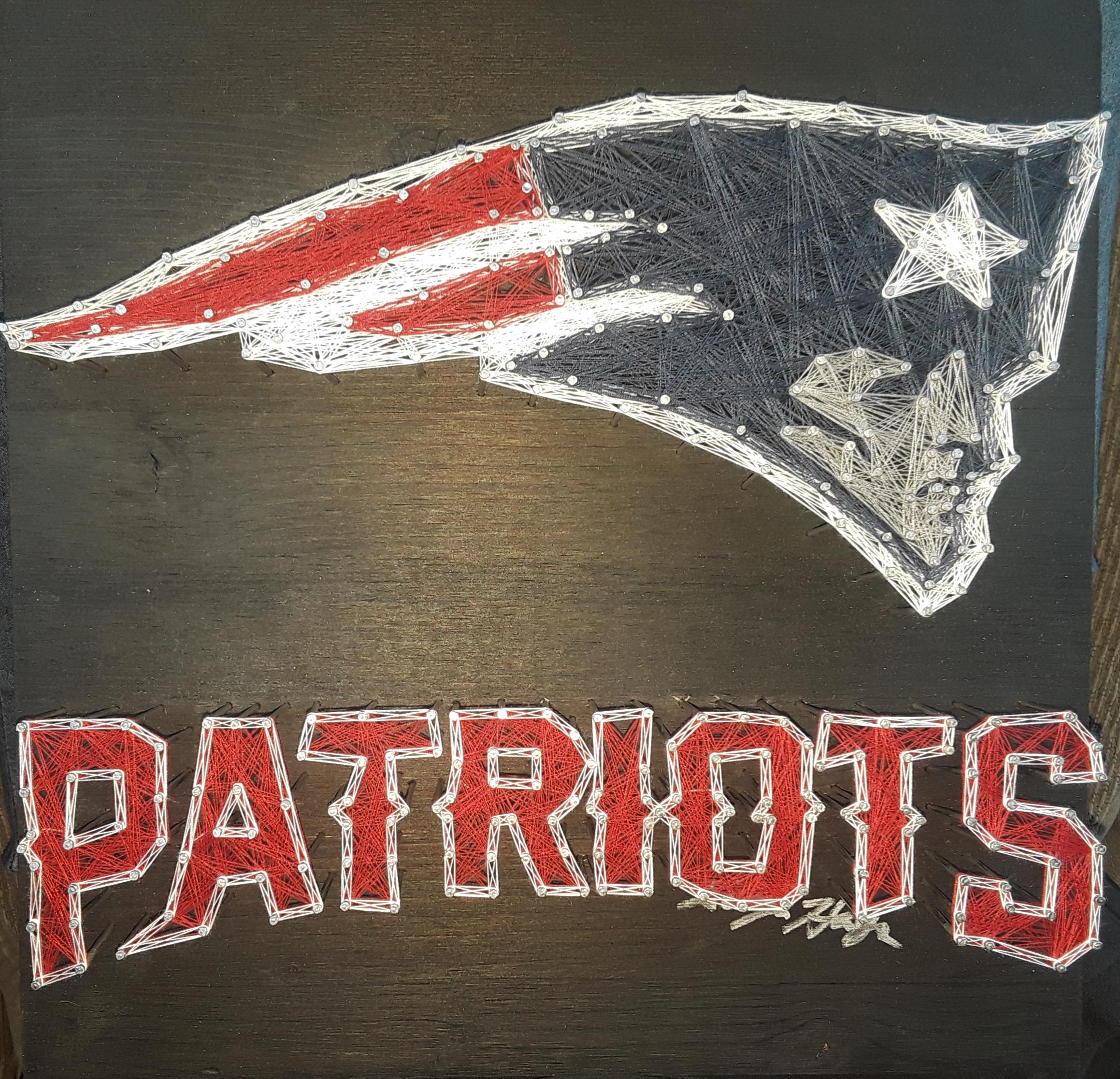 12x12 Patriots