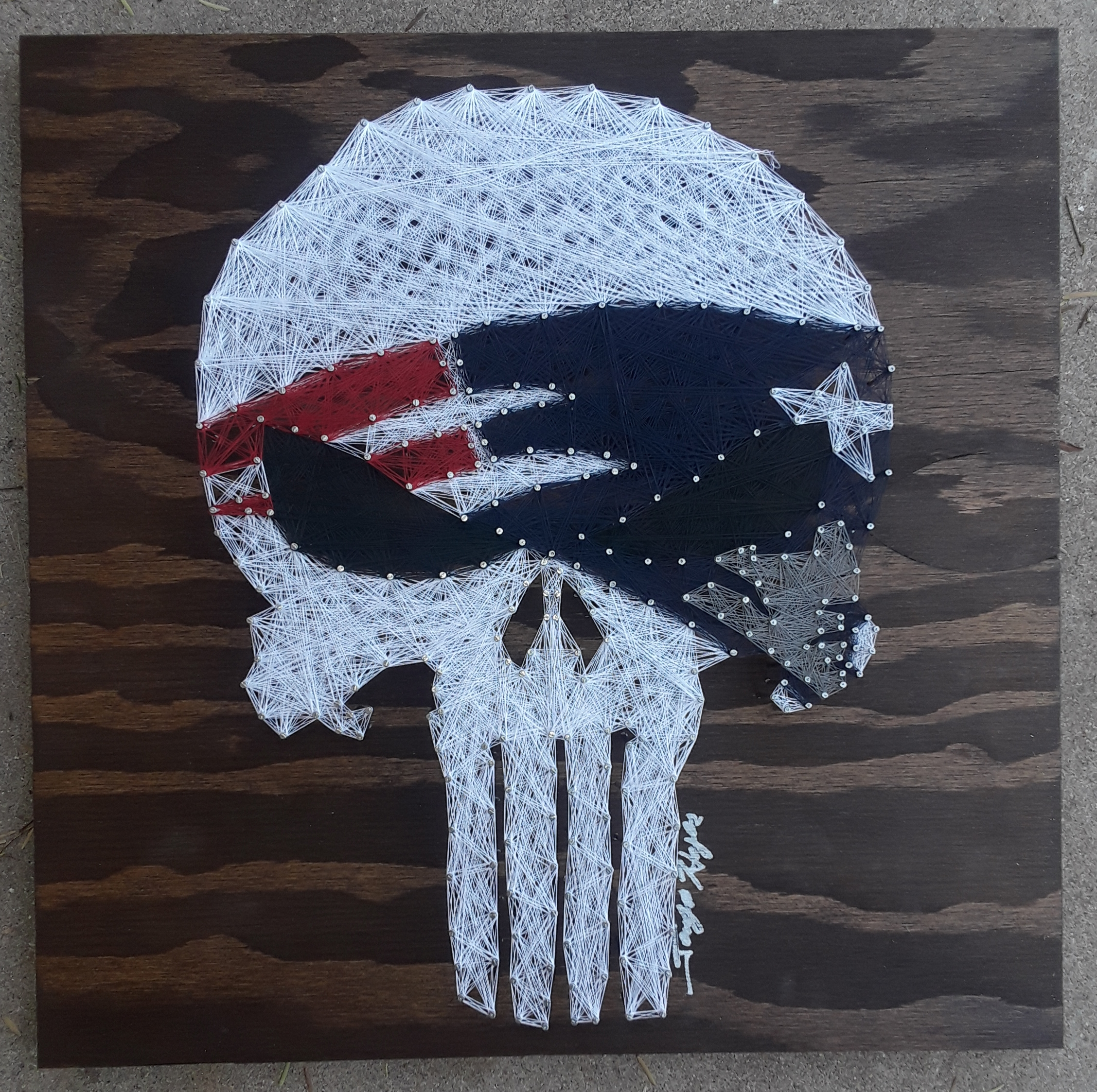 16x16 Patriots