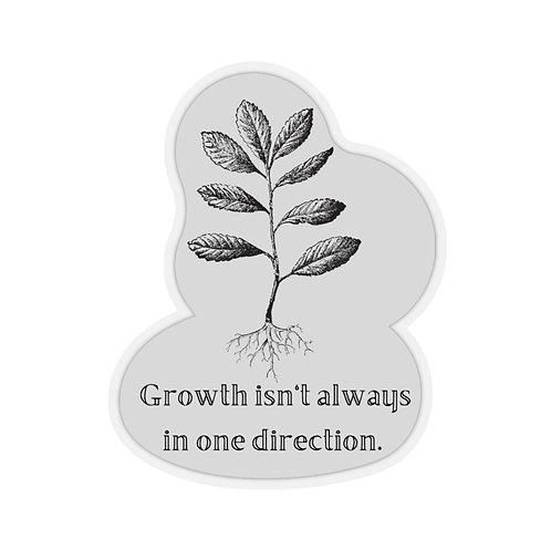 Growth Kiss-Cut Stickers