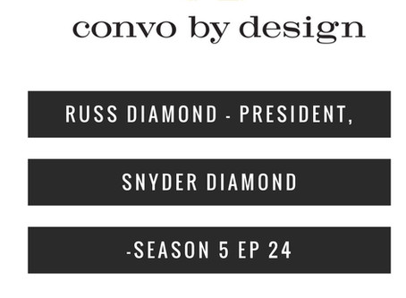 Season 5 EP 24 - Russ Diamond
