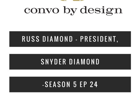 Season 5 EP 24 - Russ Diamond