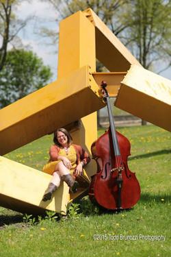 Trish Imbrogno, Bluegrass Bass
