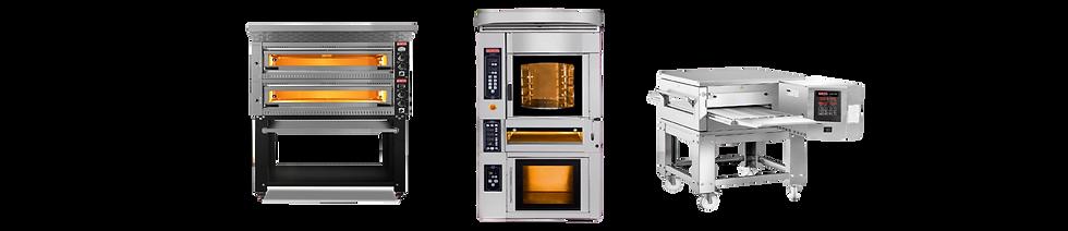 Pizza backofen, Multifunktion Konditorei und Bäckereiofen, Durchlaufpizzaofen, tunnel oven.
