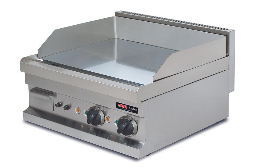 Elektro Bratplatte / Glatt / 9,6 kW / SGS-EG606