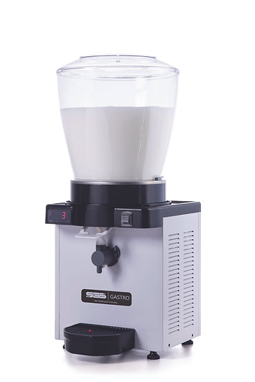 PANORAMISCHE SCHUMING AYRAN-DISPENSER