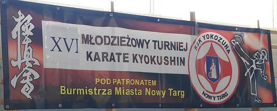 XVI Ogólnopolski Młodzieżowy Turniej Kar