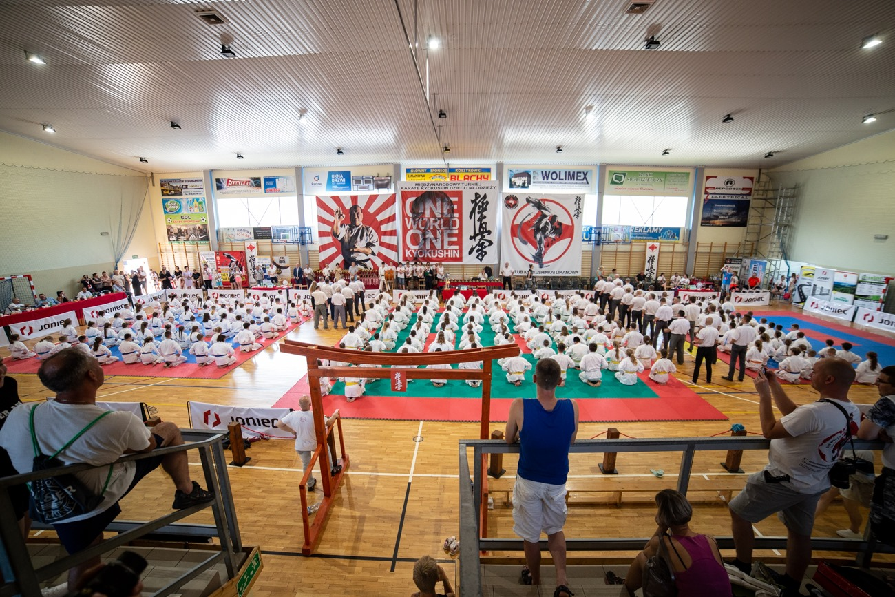 One World One Kyokushin Limanowa 2019_1.
