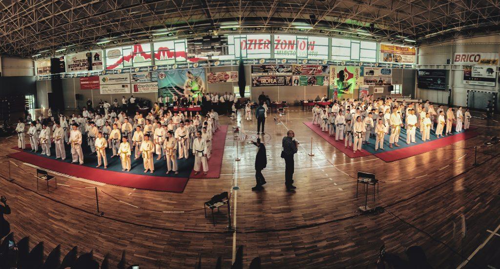 II Memoriał Masutatsu Oyamy_Dzierżoniów