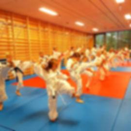 Trening na małej sali