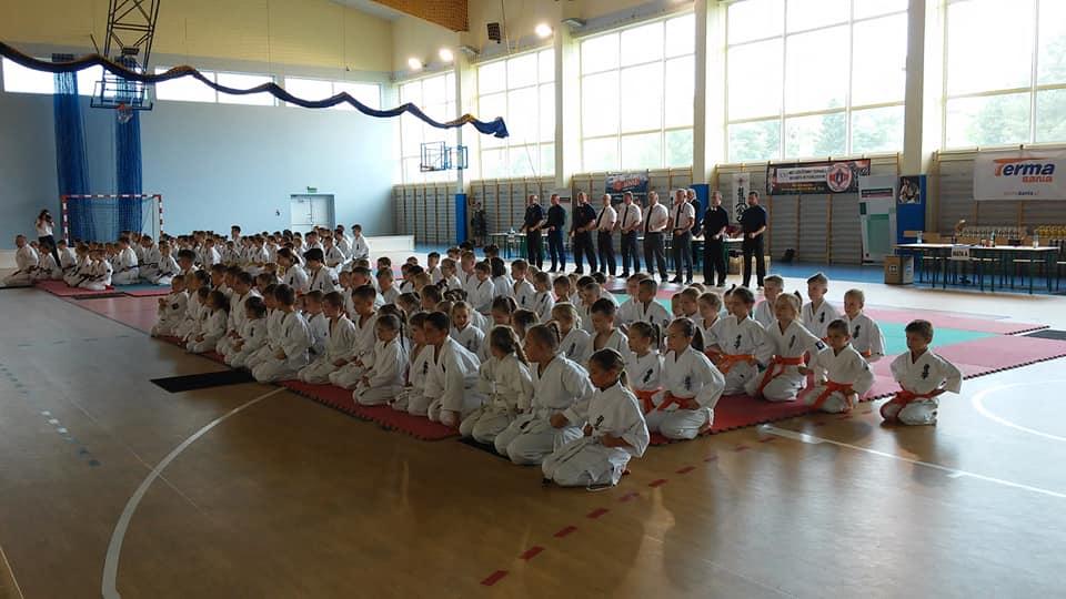 XVI Turniej OMTKK Karate Kyokushin 2018