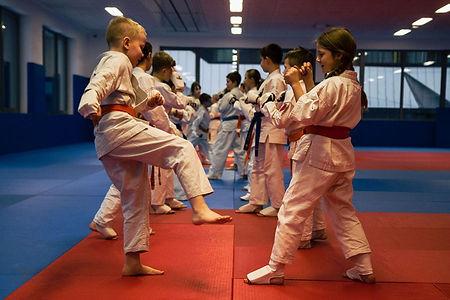 Trening dzieci i młodzieży