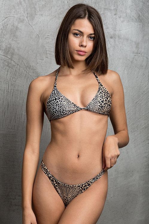 Monica bikini - leopard