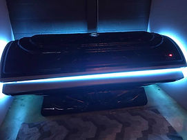 Sunco Tanning Bed at Royal Love Beauty Spa