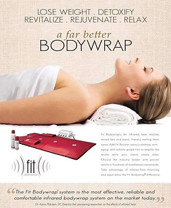 FIT Body Wrap System at Royal Love Beauty Spa