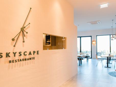 5 Razões para vir ao Restaurante Skyscape