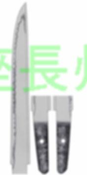 剣竜子貞晴 明治四年二月日