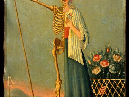 """""""Finding Beauty in [Death's] Dissonance"""""""