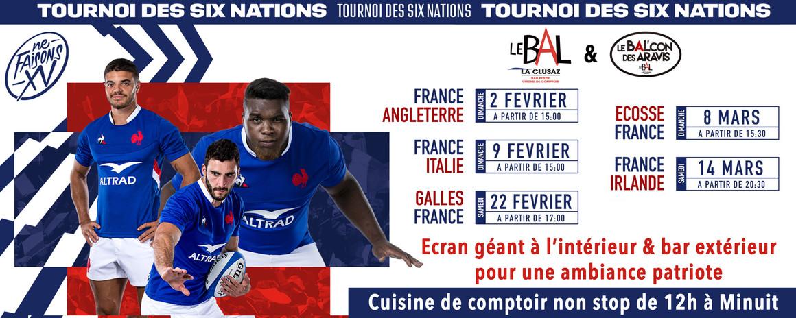 Tournoi des 6 nations 2020