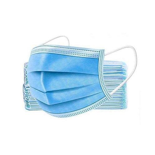 3-Ply Mask Disposable Face Masks (1000 pcs)