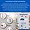 Thumbnail: TUBE MOUNTED SANITIZER  DISPENSER WITH FULLY CUSTOM  SUBLIMATED VECTOR FRAME