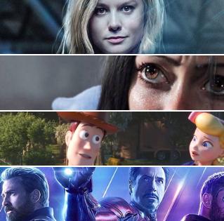 Os trailers e teasers dos intervalos do Super Bowl 2019