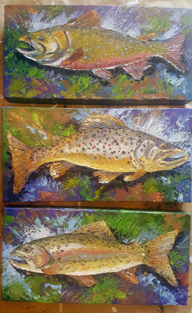 Trilogy Of Trout