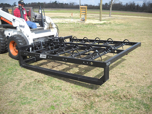 """Grapalator with Removable Rails """"HGARR-10"""""""