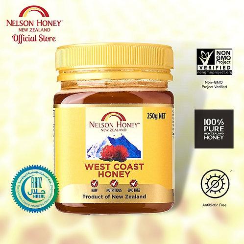 West Coast Honey 250g