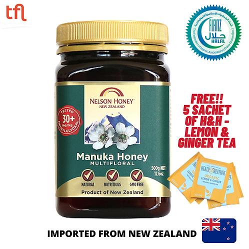 Manuka Honey MGO 30+ 500g