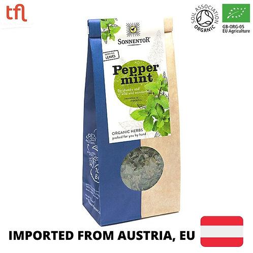 Sonnentor Organic Peppermint Tea - Loose tea (50g)