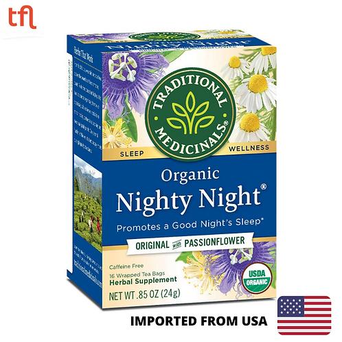 Traditional Medicinals - Organic Nighty Night