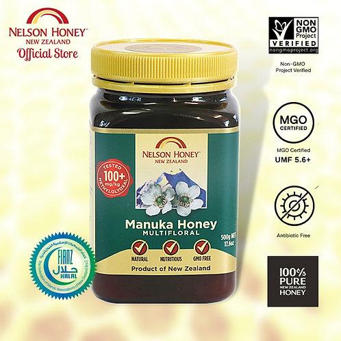 Manuka Honey MGO 100+ 500g